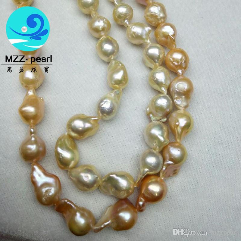 pearl irregular lavender shaped aa grade pink big image natural pearls product baroque wholesale