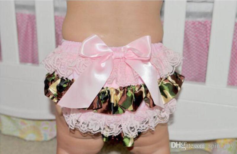 여름 아기 짧은 아이 코튼 프릴 블루머 귀여운 아기 기저귀 커버 신생아 꽃 반바지 유아 패션 여름 새틴 바지와 스커트