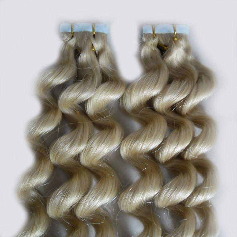 Brasilianisches loses Wellen-Haar-Band in den menschlichen Haarverlängerungen 12