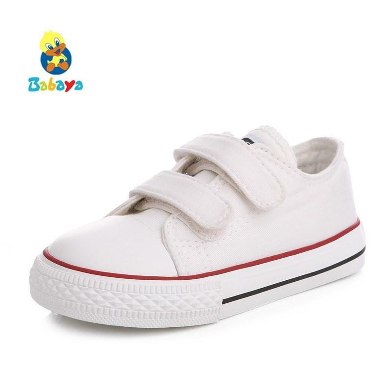 deec5bb8824f Baby Kids Shoes for Girl Children Canvas Shoes Boys 2017 New Spring ...