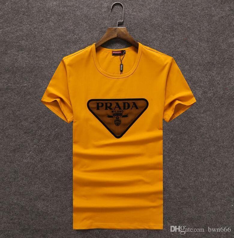be1c3030240 Men s Striped BOSS T-shirt 2018 New Fashion Lapel POLO Shirt Luxury ...