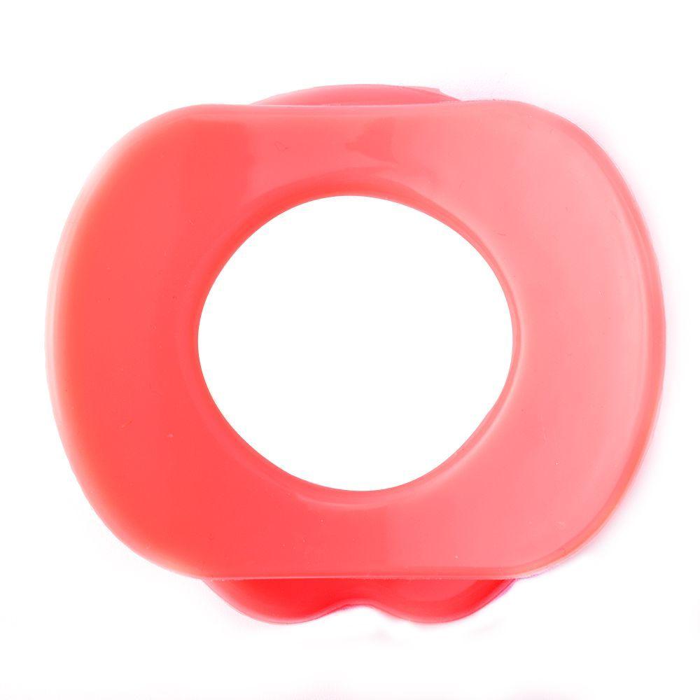 Silicone caoutchouc bouche visage plus mince lèvre tendeur musculaire anti-rides bouche tendeur musculaire anti-vieillissement rides masseur de menton