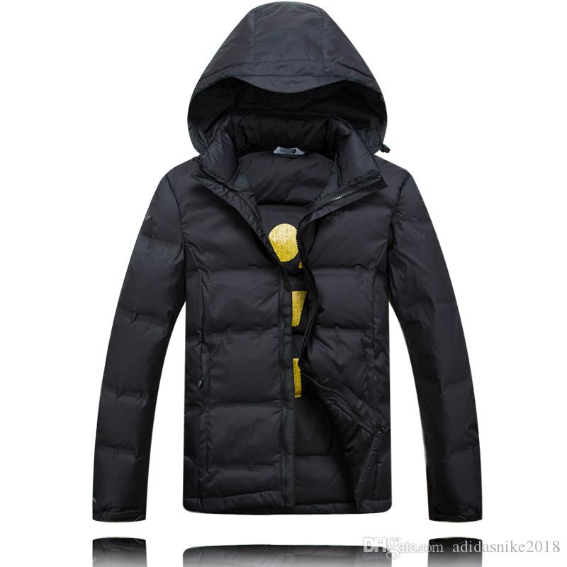84c6e0fa9 2018 ss Men's new down coat North men winter thickening cold face down  jacket windproof 1075
