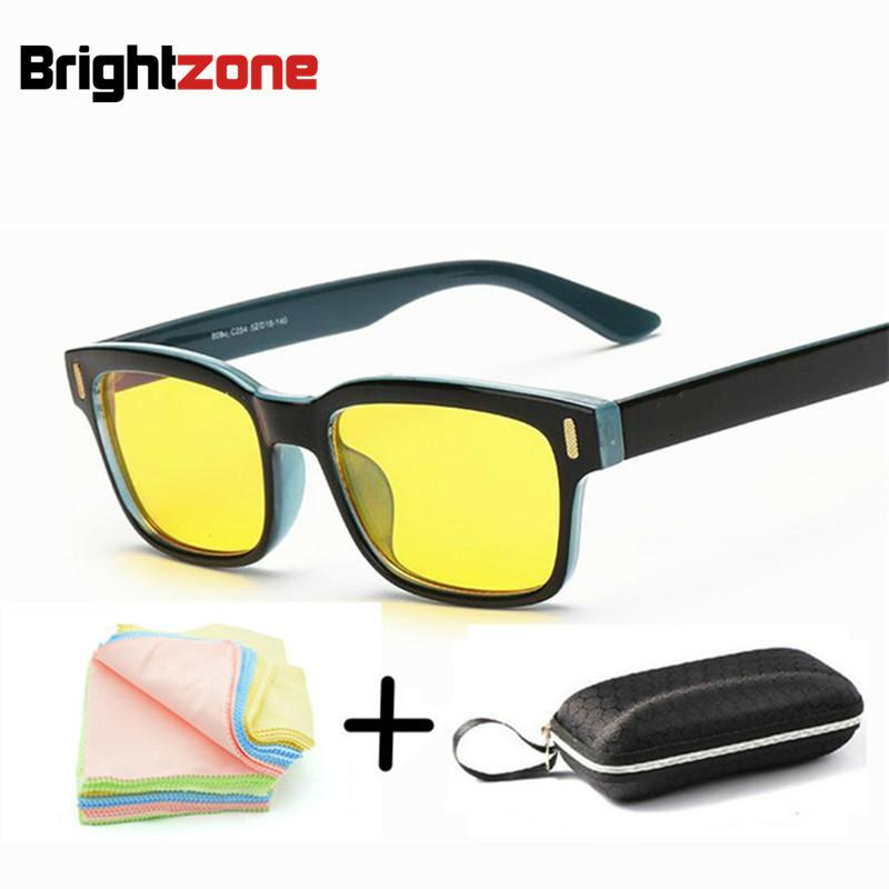 b16fa9b1ba 2019 Anti Blue Rays Digital Goggles Reading Glasses 100% UV400 Anti  Radiation Computer Mobile Gaming Glasses With Zipper Case Cloth From  Huteng