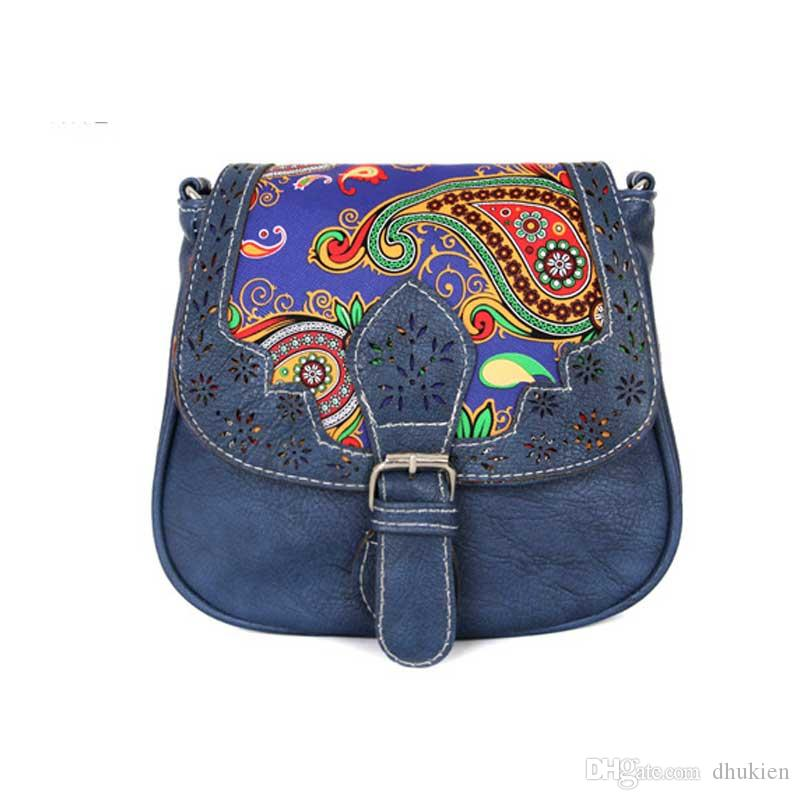1d55041f9 Small Casual Women Messenger Bags PU Hollow Out Crossbody Bags Ladies  Shoulder Purse And Handbags Bolsas Feminina Purses For Sale Leather Purse  From Dhukien ...
