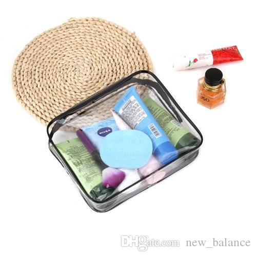 52dcb79e675cae 2019 HDWISS Free Ship Environmental Protection PVC Transparent Cosmetic Bag  Women Travel Make Up Toiletry Bags Makeup Organizer Case From New_balance,  ...