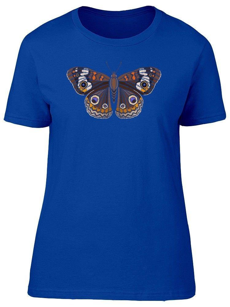 db5265b6590 Cool Spring Brown Butterfly Women S Tee Image By Shutterstock Funny Unisex  Casual Tee Gift Cool T Shirts Buy Online Raid Shirt From Apparelconnect
