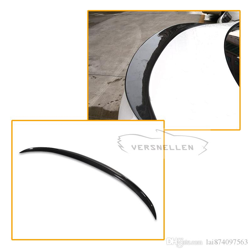 M Performance Rear Trunk Wing Carbon Fiber For BMW 6 Series F06 Gran Coupe 4 Doors 2014 2015 2016 On spoiler