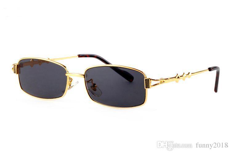 Fashion Unisex Square Vintage Polarized Shades Sunglasses For Women  Polaroid Rivets Metal Famous Brand Evidence Sunglasses Gafas Oculos Eyewear  Designer ... d93892d2722