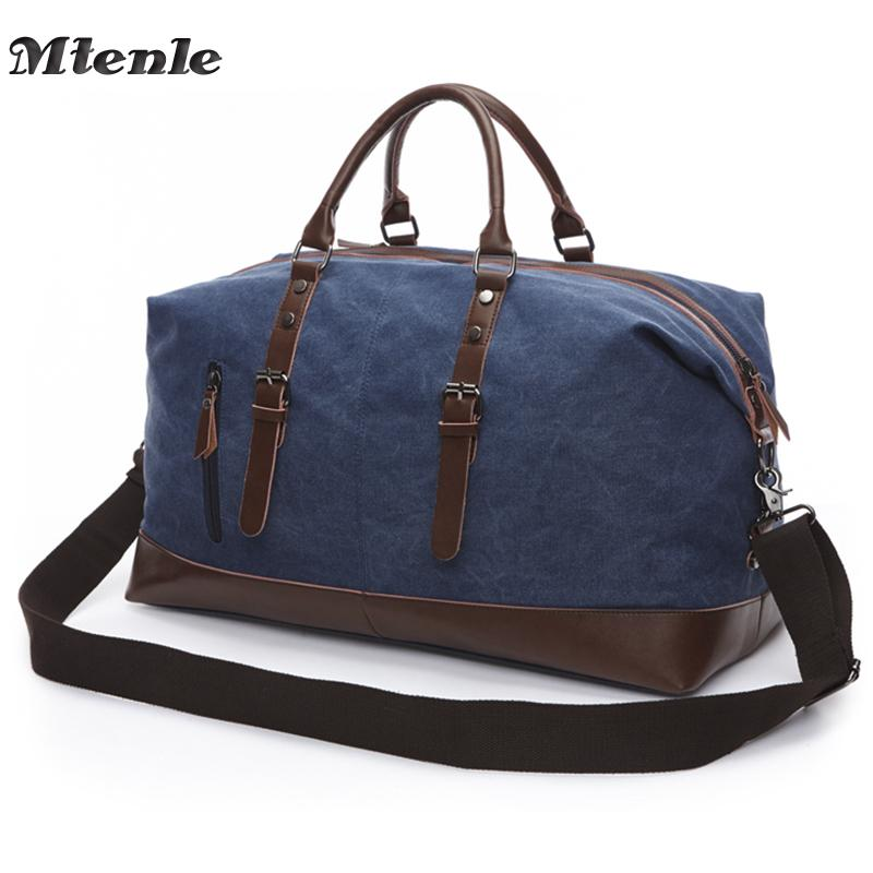 2794c1b3c605 MTENLE Men Travel Bags Large Capacity Women Luggage Travel Duffle Bags  Canvas Vintage Washed Handbag Folding Trip Bag FI Bags Online Shopping Travel  Duffel ...