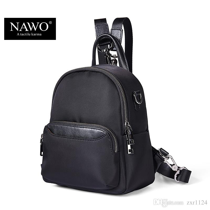 Hot Sale High Quality Backpack Korean Version 2018 New Wave Canvas Mini Bag  Casual Simple Fashion Wild Women S Small Backpack Laptop Backpacks Travel  ... 2c309f1219f4c