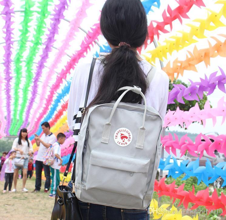 Backpacks School Bags For Teenagers Girl Mochila Feminina Students Satchel  2018 Women Girls Backpack Charging Nylon 7L Rucksacks Bookbags From  Kindly10010 b7053ef387783