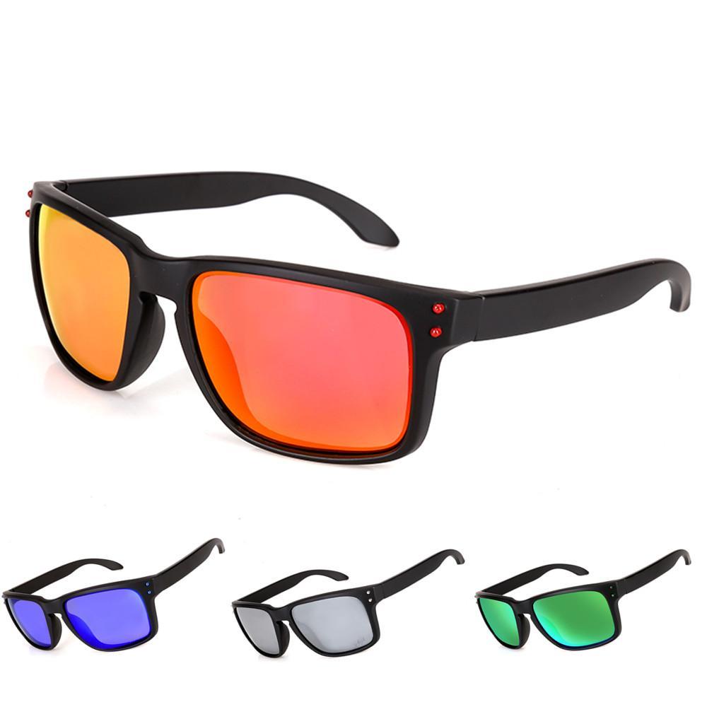 2019 Holbrook Version Sunglasses TR90 Frame Polarized Lens Full Red Men  Women Sports Sun Glasses Trend Eyeglasses Eyewear From Teawulong 10b80f75a