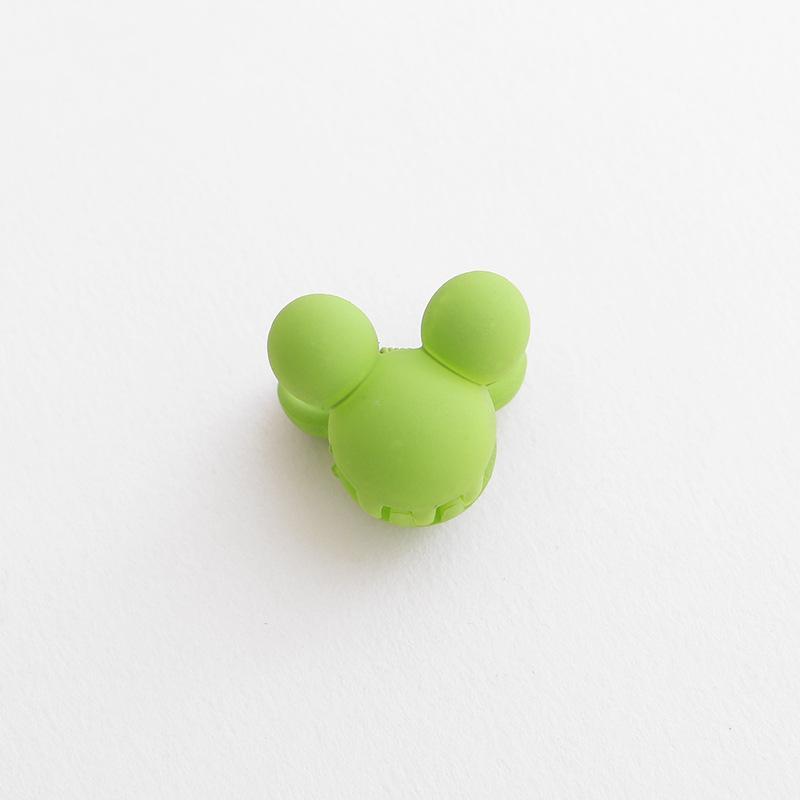 Cute Small Cartoon Hair Claws Headwear Mickey Hairpins Kids Hair Clip Hairgrips Headbands Little Girls Hair Accessories
