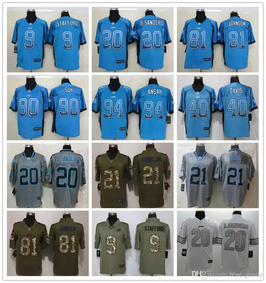 2019 2018 Penn State Nittany Lions  26 Saquon Barkley 2 Marcus Allen 88  Mike Gesicki  9 No Name Navy Blue White Stitched NCAA College Jerseys From  ... 858f587f8