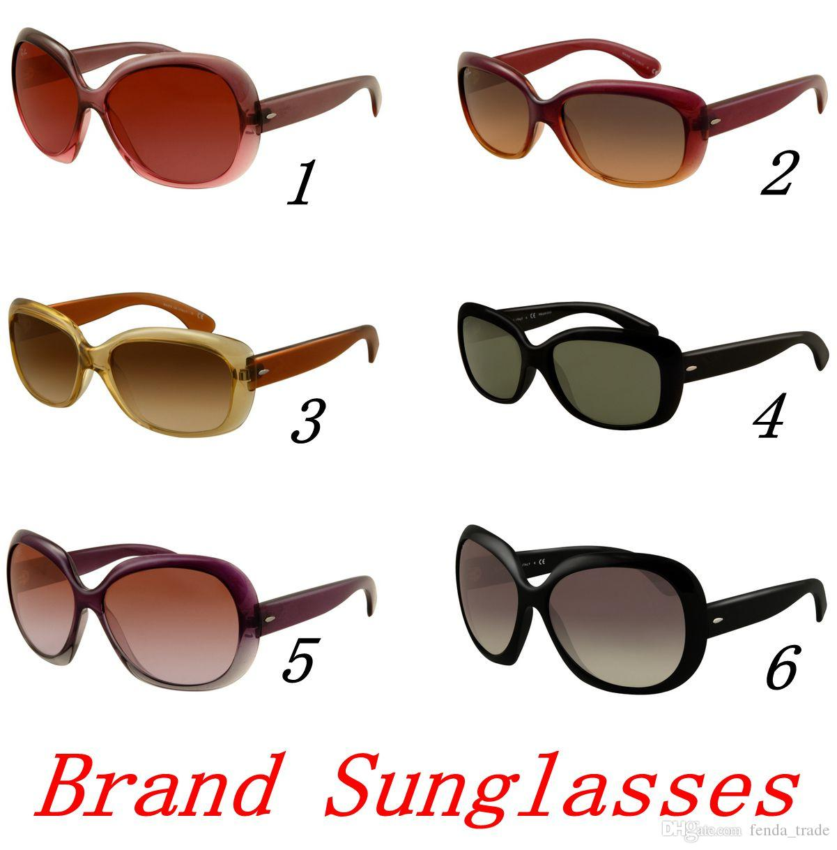 MOQ=10pcs Brand Designer Sunglasses for Women JACKing 4101 Nylon Square Frame Glass Lens UV400 Protection Top Quality ONLY SUNGLASSES