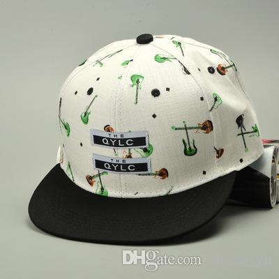 Top 2018 Korean Frühling und Sommer Neuer Trend des Hutes für Männer und Frauen Hip-Hop-Baseballmützen für Männer, die flach am Hut entlang liegen