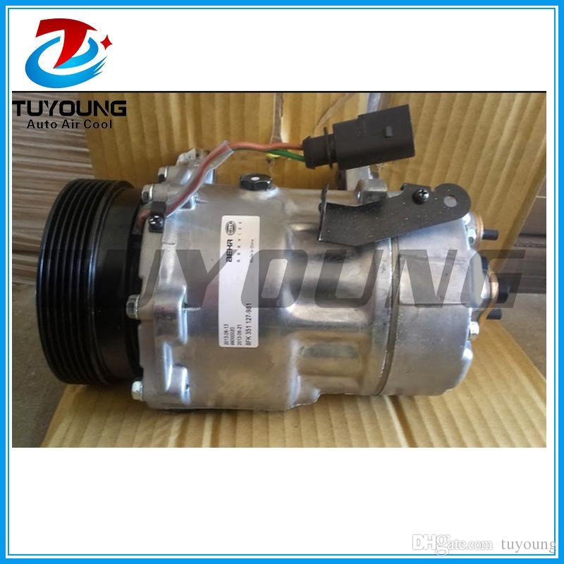 High quality Car accessories auto parts ac compressor SD7V16 for volkswagen  Bus 7H0820803C 7H0820805L 7H0820803D 7H0820803B 7H0820803F