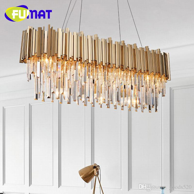 Luxury crystal chandelier gold shine living room lamp hotel decoration can be customized size