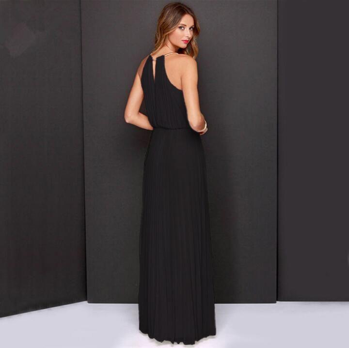 Fuera de los vestidos de hombro más el tamaño de vestirse en capas Sexy Negro Mini vestido Vestido Casual Grandes ropa de mujer