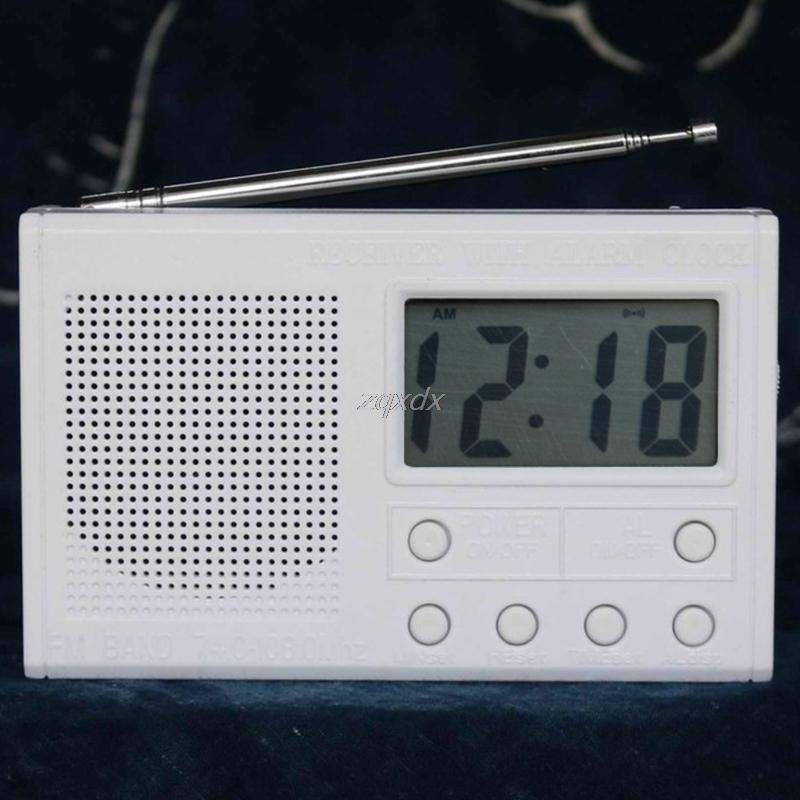 DIY LCD FM Radio Kit Electronic Educational Learning Suite Frequency Range  72-108 6MHz May24