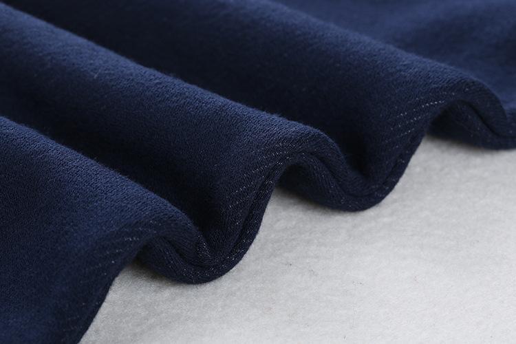 Новая мода имитация джинсы мальчики зимние брюки прямые толстые эластичные Весна Зима длинные брюки для мальчиков девочек 1-4Y кДж-1592
