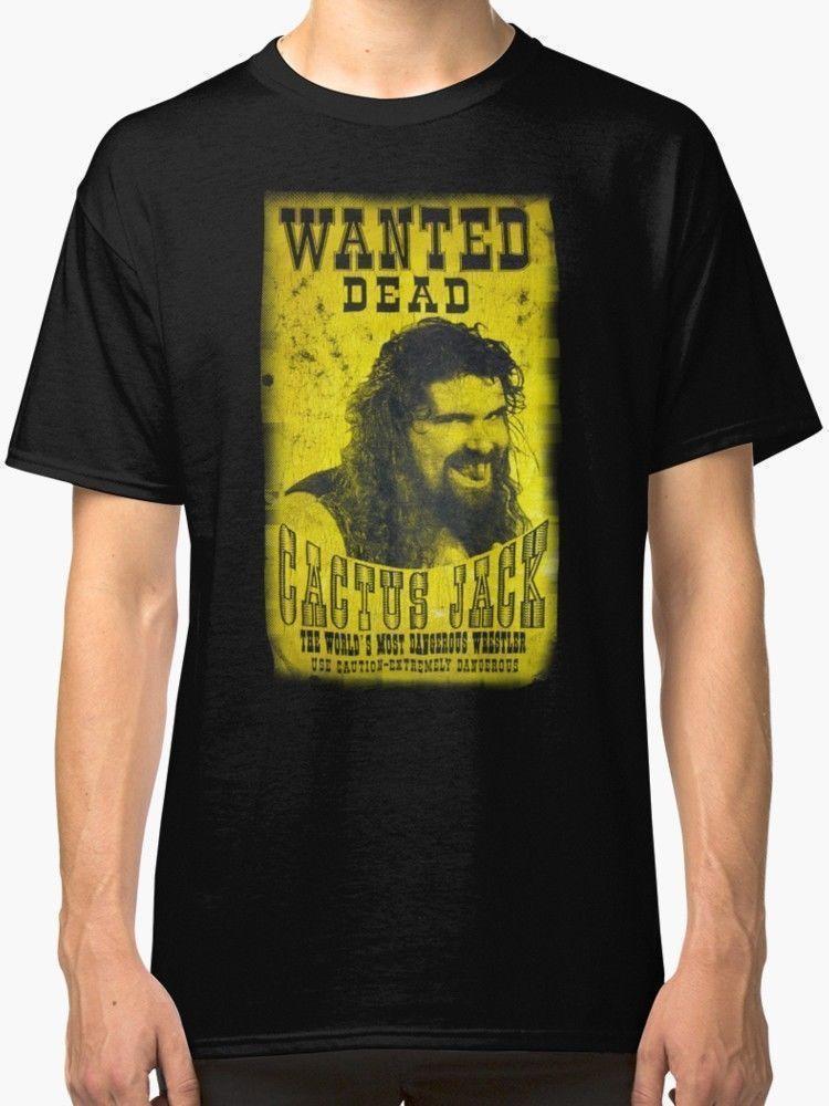 0ca1df88 Cactus Jack Poster New T-Shirt Men's Black custom t shirts t shirt design  funny t shirts customized shirts design your own shirt
