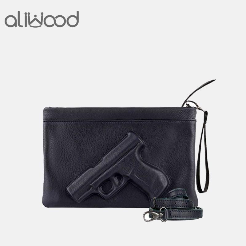 Acheter Gun Chaîne 3d Imprimer Pistol Femmes Marque Sac uTFl1KJ53c
