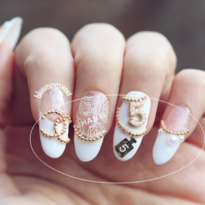 3D Nail Art Jewelry Decor-Chain Line (end 3/8/2020 10:15 PM)