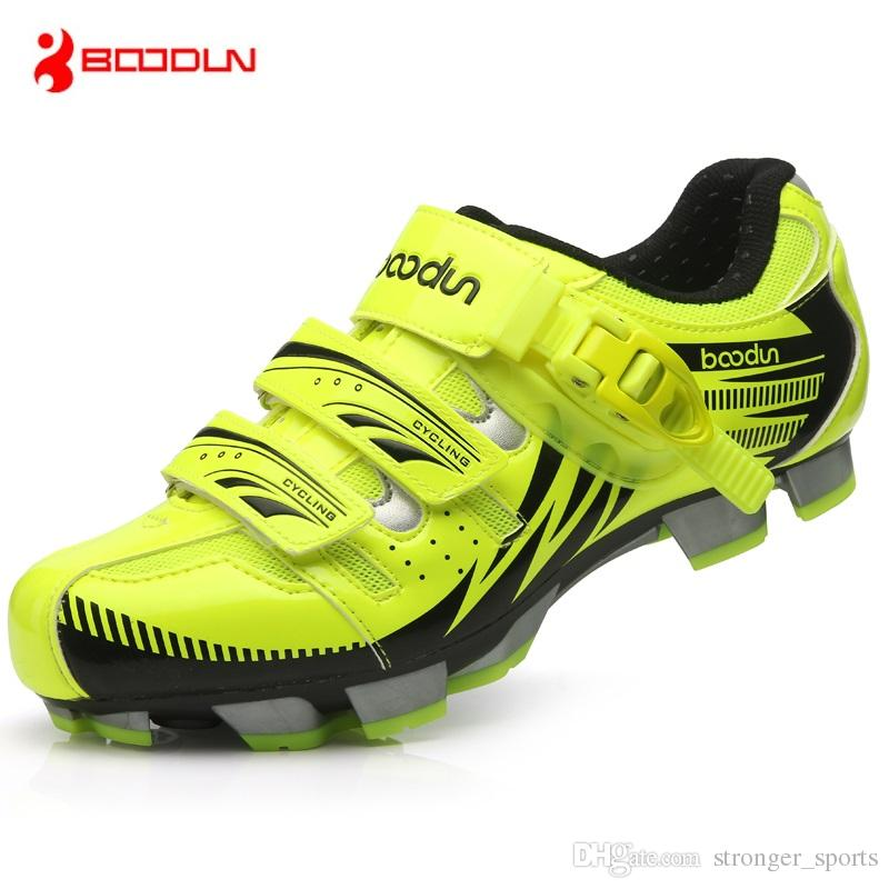 295c28f7193 2019 Cycling Shoes Pro Men Mountain Bike Shoes  Hot Sale Road Bike Shoes   Team MTB Cycling Shoes  Ropa Ciclismo Shoe Bicycle From Stronger sports
