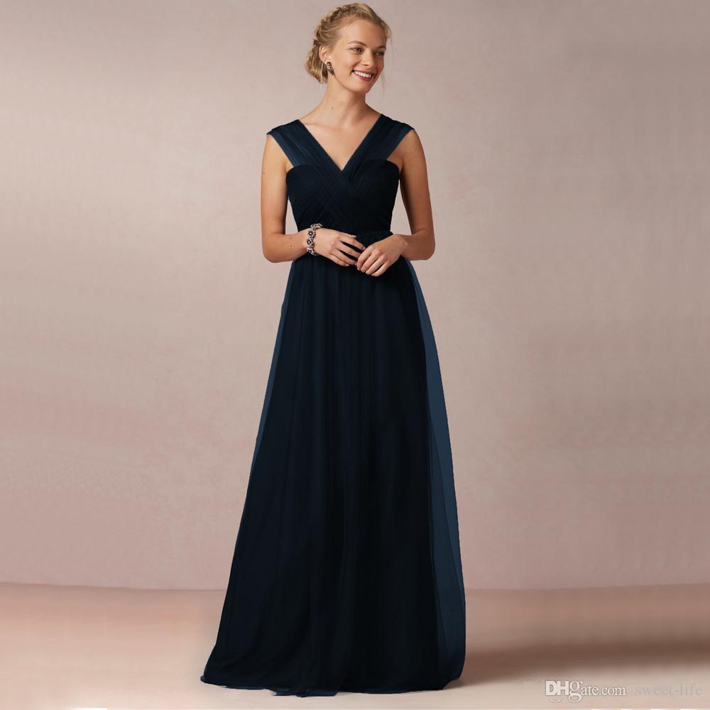 2020 convertible verde azul de dama de honor vestidos para la boda transformables correas que fluye una línea púrpura vestidos de damas de honor desgaste de la tarde