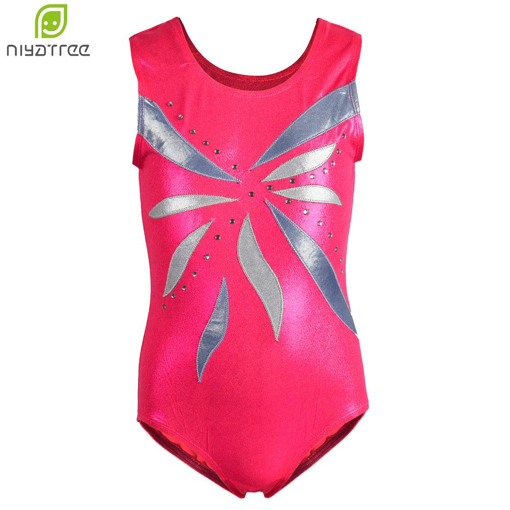 339c3f37a4b1 2019 Rhythmic Gymnastics Leotards For Girls Kids Ballet Dance ...