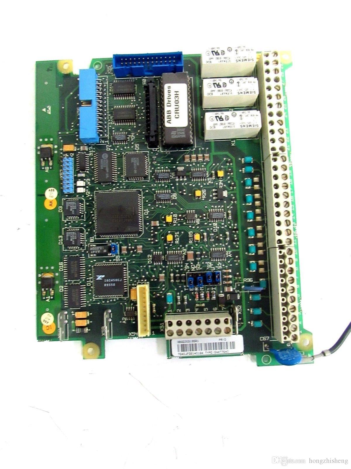 ABB 3BSE003195R1 DRIVE CONTROL BOARD TYP-SNAT7640 ** XLNT **
