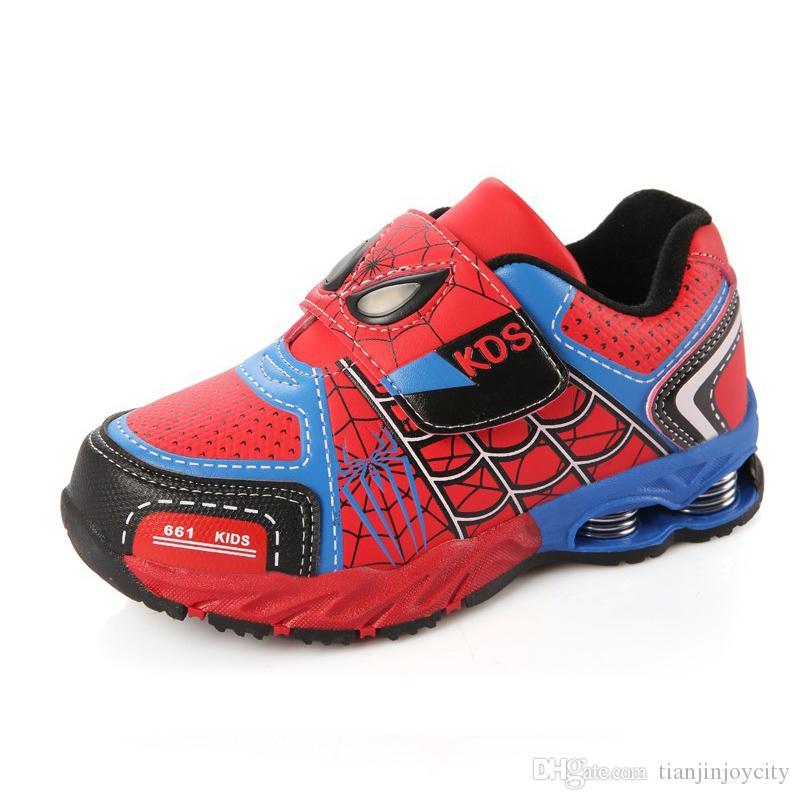 3305d733d Compre Zapatillas De Deporte Zapatos De Otoño Zapatos De Niños Zapatillas De  Deporte Para Niños Zapatillas De Deporte De Invierno Botas De Cuero Zapato  De ...
