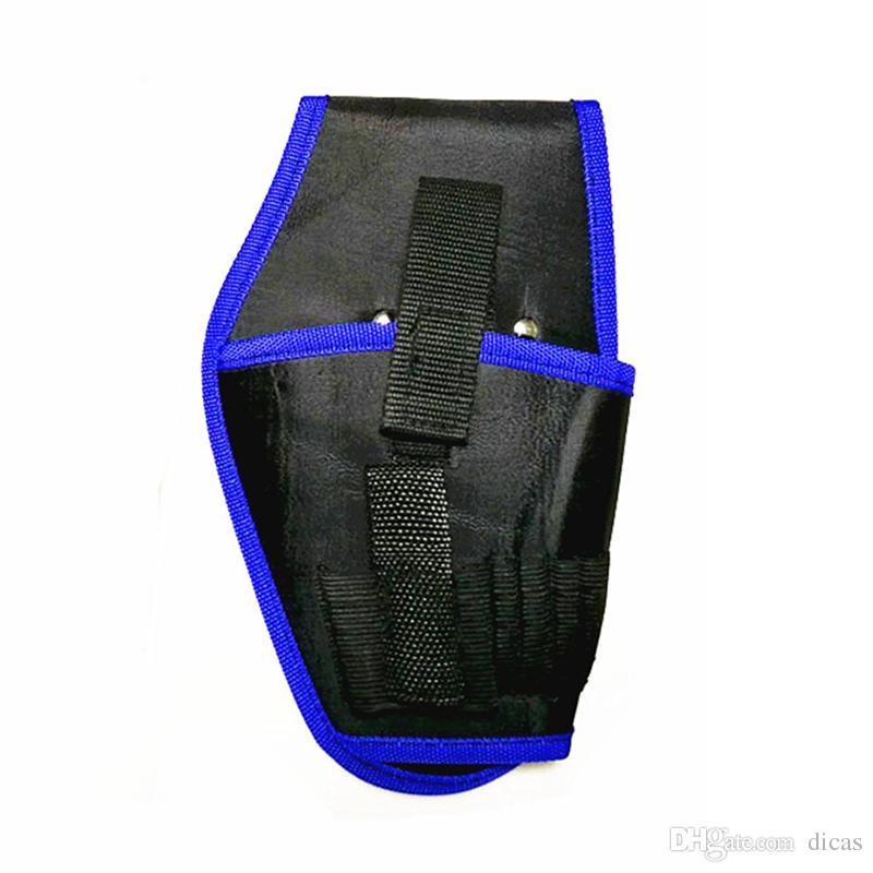 Livraison gratuite sac à outils en tissu 12 v perceuse sans fil taille pendaison poche sac à outils multifonction électricien matériel kit de réparation très utile