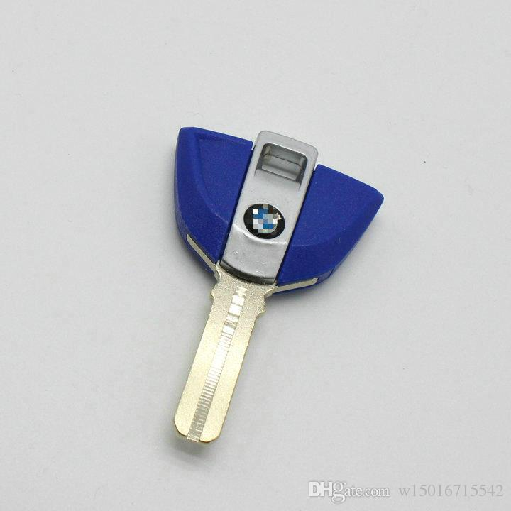 Motor Parts Embryo Blank Keys For BMW F800 K1300GT K1200R R1200RT K1300R Moto bike Motorcycle Accessories