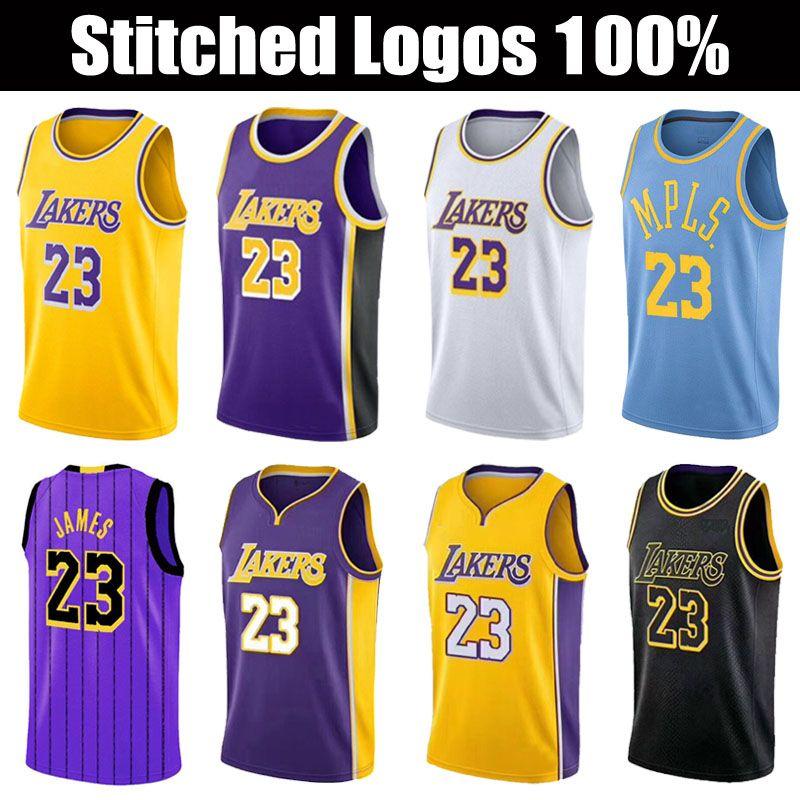 9eb5e76f9 2019 23 LeBron James Lakers Jersey 2019 Los Angeles Lakers James Basketball  Jerseys 2 Lonzo Ball 0 Kyle Kuzma 14 Brandon Ingram Youth Black City From  ...