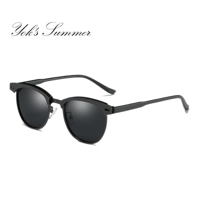 5fa3a6a8624 Cheap Woman Polaroid Polarized Sunglasses Best Black Mirror Polarized  Sunglasses