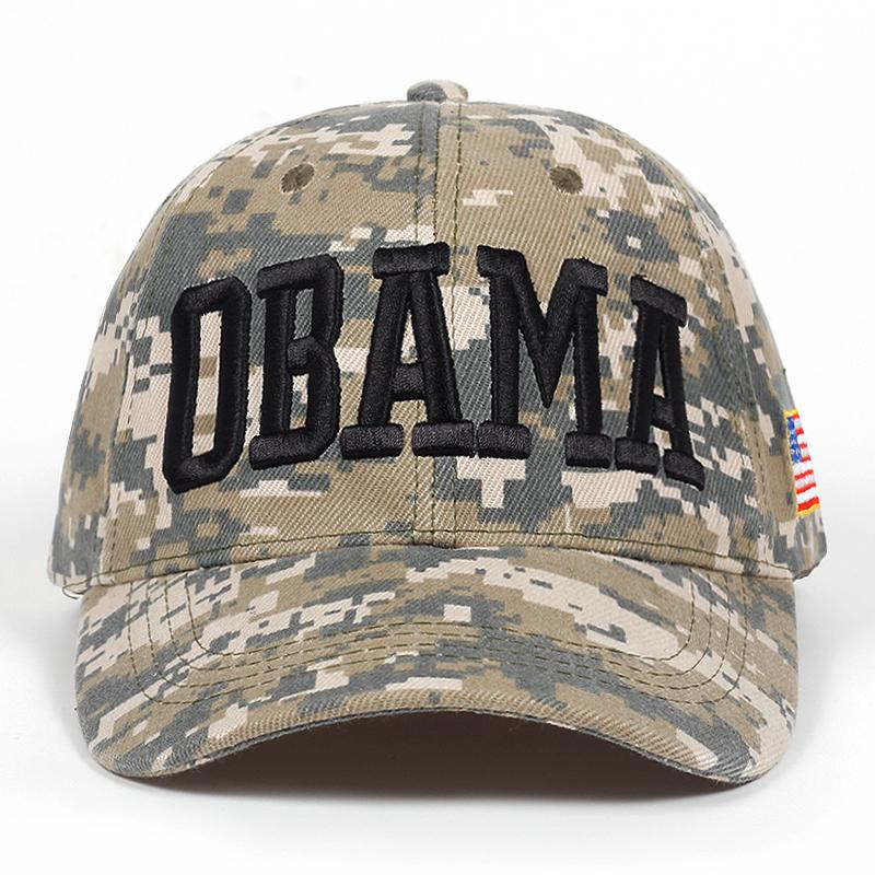 New Cotton U.S. President Barack OBAMA Embroidery Baseball Cap Fashion Dad  Hat Snapback Caps Hip Hop Bone Garros Fitted Hats Baseball Hats From  Geworth e983f626e377