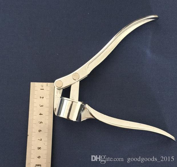 Garlic Presses Tools Zinc Alloy Ginge Garlic Squeeze Tool Crusher Fruit Vegetable Cooking Tools Kitchen Accessories c549