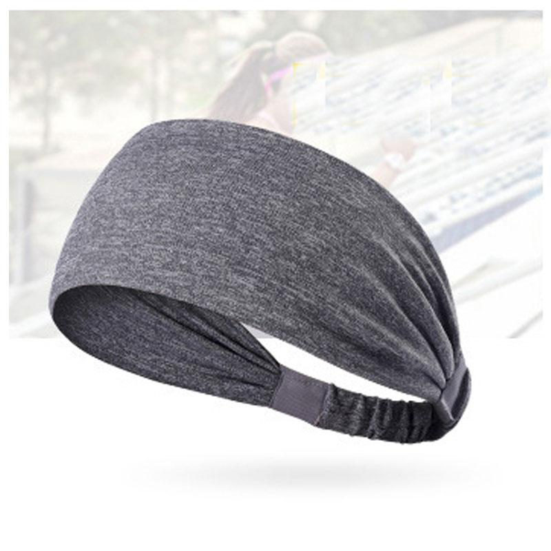AIBOULLY Women Sports Band Sweatband Head Yoga Running Headband ... 675ba52797