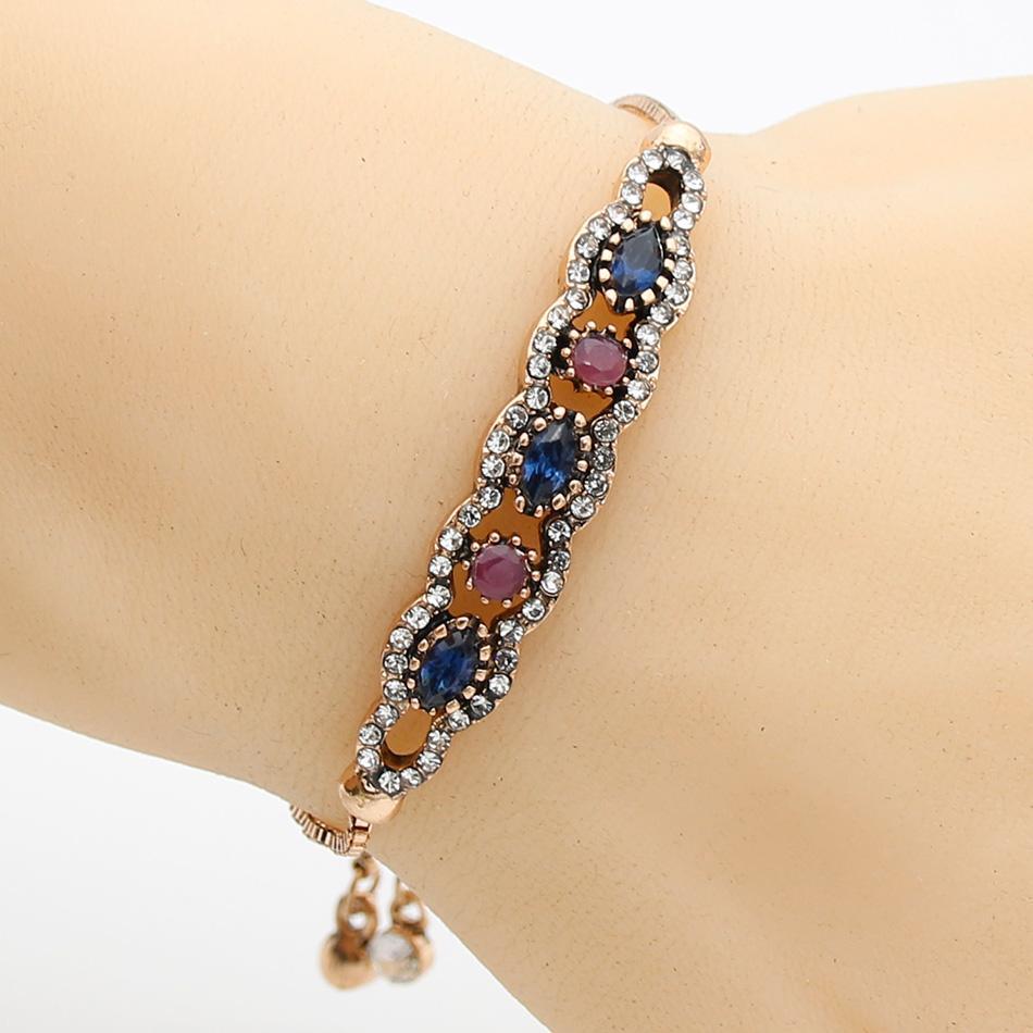 Braccialetto indiano dei monili della resina del braccialetto dei monili della resina delle donne dell'annata del turchese antico dei monili nuziali indiani di cerimonia nuziale