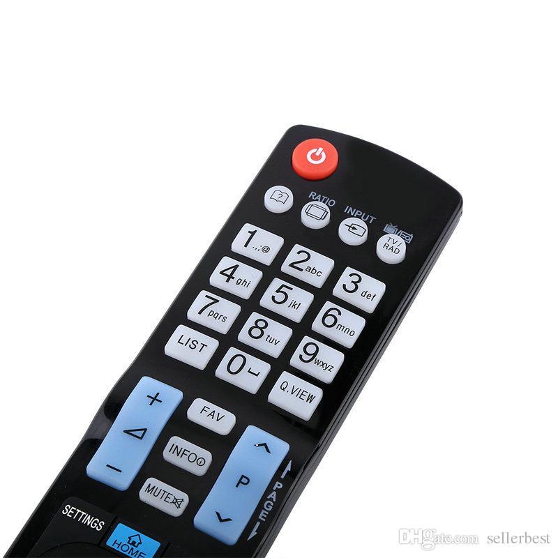VBESTLIFE Reemplazo del controlador de control remoto inteligente para LG HDTV LED Smart TV AKB73615306 inalámbrico remoto universal