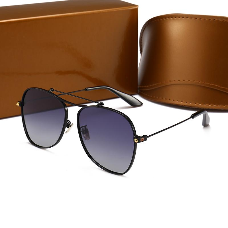 ef537d4f5758 New Arrive Brand Designer Fashion Men Sunglasses UV Protection Beach ...