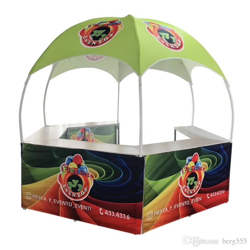 2019 10ft*10ft Hot Sale Hexagon Dome Kiosk Tent For Promotions With Dye Sublimation Graphics And Portable Wheeled Carry Bag From Berg555 $552.77 | DHgate.  sc 1 st  DHgate.com & 2019 10ft*10ft Hot Sale Hexagon Dome Kiosk Tent For Promotions With ...