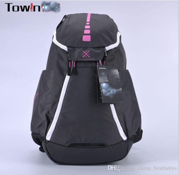 2017 Brand Design Men Backpack for School Bag Teenagers Boys Laptop Bag Backbag Man Schoolbag Rucksack Mochila USA Elite Kevin Durant KD