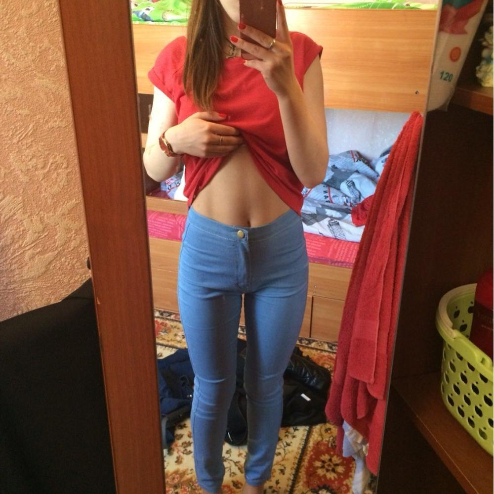 2018 New Fashion Jeans Women Pencil Pants High Waist Jeans Sexy Slim Elastic Skinny Pants Trousers Fit Lady Jeans Plus Size