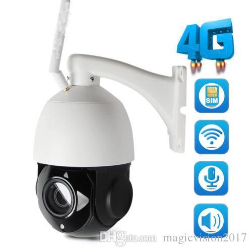 Kamera Mit Sim Karte.Hd 1080p 3g 4g Wifi Cctv Kamera Sim Karte Speed Dome Drahtlose Ptz Kamera Ip Kamera