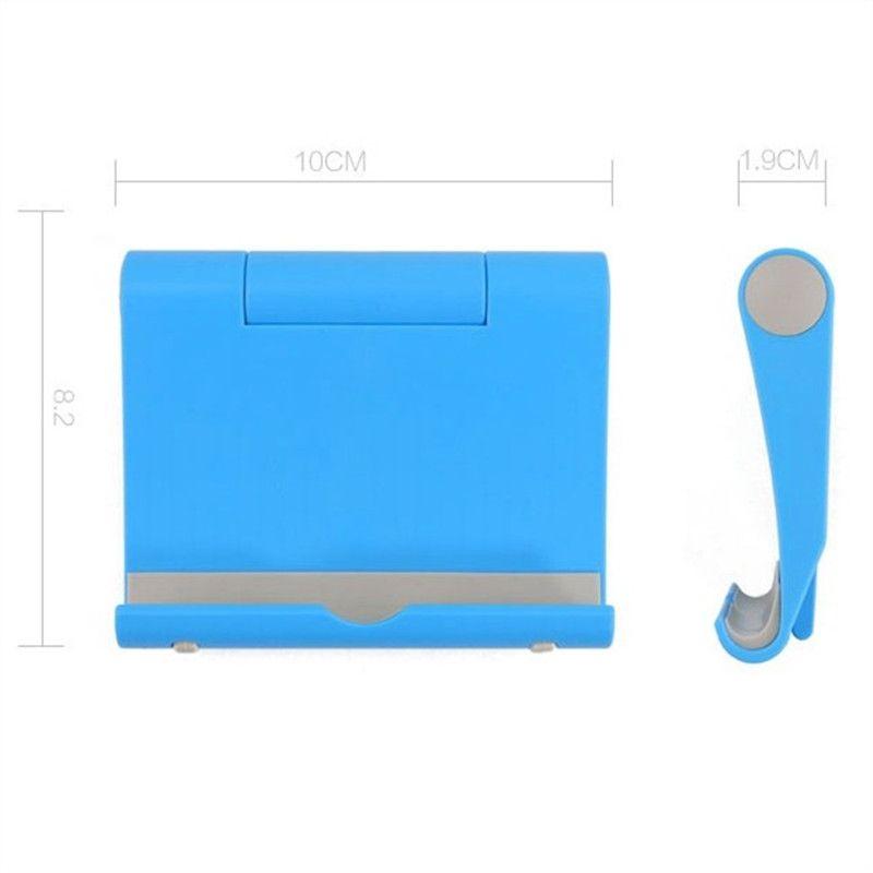 Multicolore Bureau Universel Pliable titulaire support de téléphone portable mobile pliant titulaire paresseux stent pour Tablet PC tout téléphone intelligent livraison gratuite