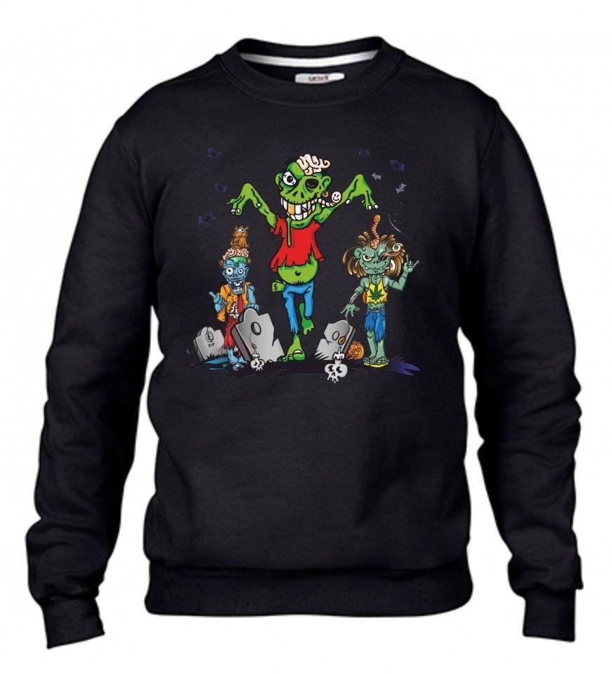 6c0ae16ed130d4 FELPA COTONE GIROCOLLO UOMO DONNA HALLOWEEN HORROR MOSTRI MP3 T Tee Shirts  T Shirt Shirts From Banwanyue3, $15.44  DHgate.Com